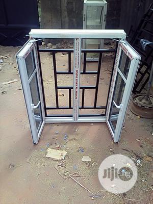 Aluminium Window With Protector | Windows for sale in Enugu State, Enugu