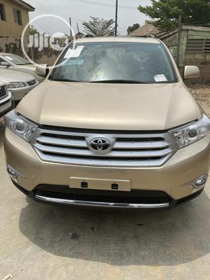 Toyota Highlander 2013 Gold | Cars for sale in Oyo State, Ibadan