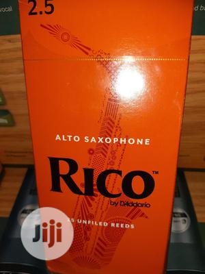Original Rico Reed for Sax Soprano,Alto and Tenor   Musical Instruments & Gear for sale in Lagos State, Ikeja