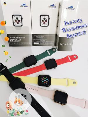 Iwatch 5 Clone   Smart Watches & Trackers for sale in Lagos State, Ikeja