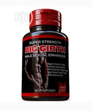 Super Strength Big Girth Male Sexual Enhancer | Vitamins & Supplements for sale in Lagos State, Yaba