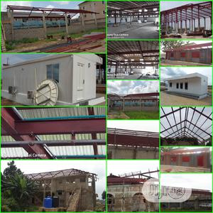 Warehouse Construction And Shelter   Building & Trades Services for sale in Lagos State, Ikeja