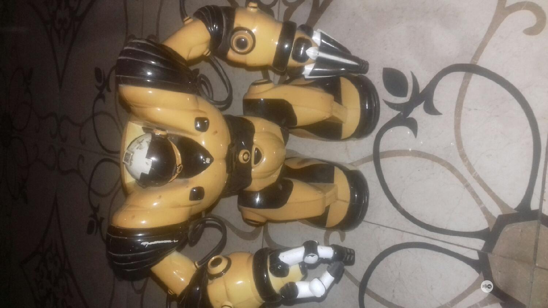 Bubble Bee Robot