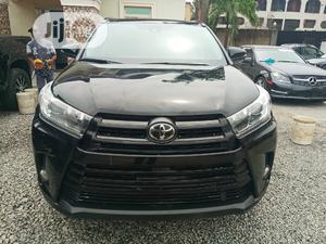 Toyota Highlander 2018 Black | Cars for sale in Lagos State, Amuwo-Odofin