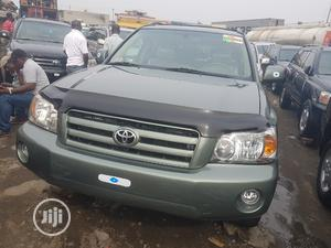 Toyota Highlander 2006 Limited V6 4x4 Green | Cars for sale in Lagos State, Apapa