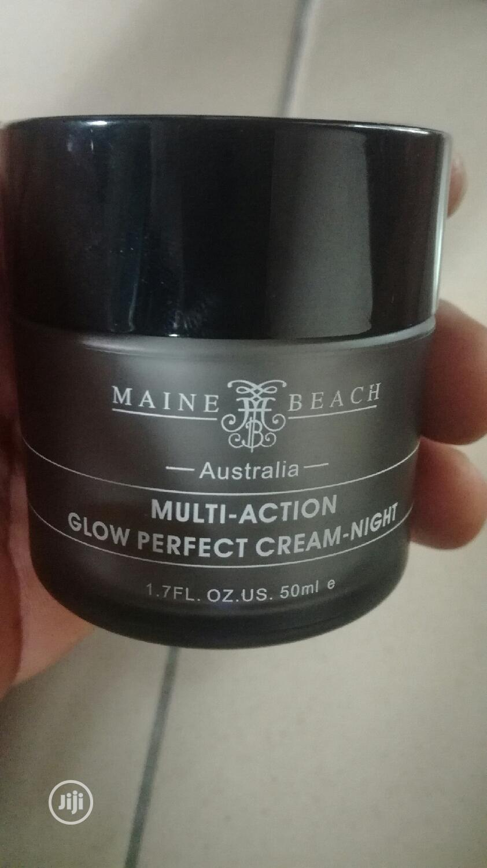 Perfect Glow Night Cream.