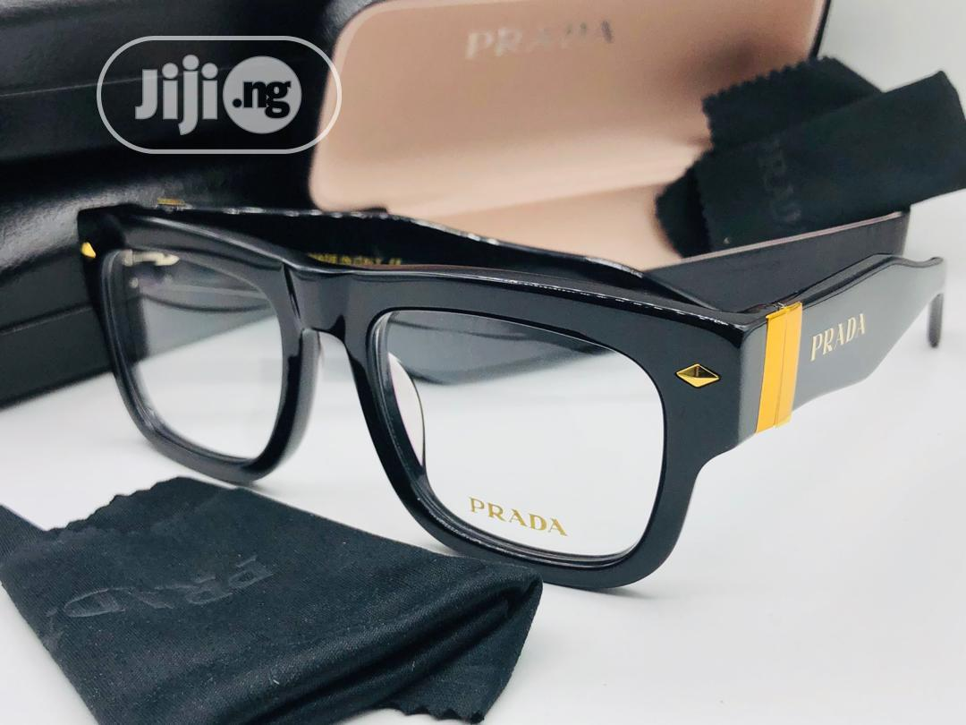 PRADA And Cartier Classic Men Glasses / Spectacles