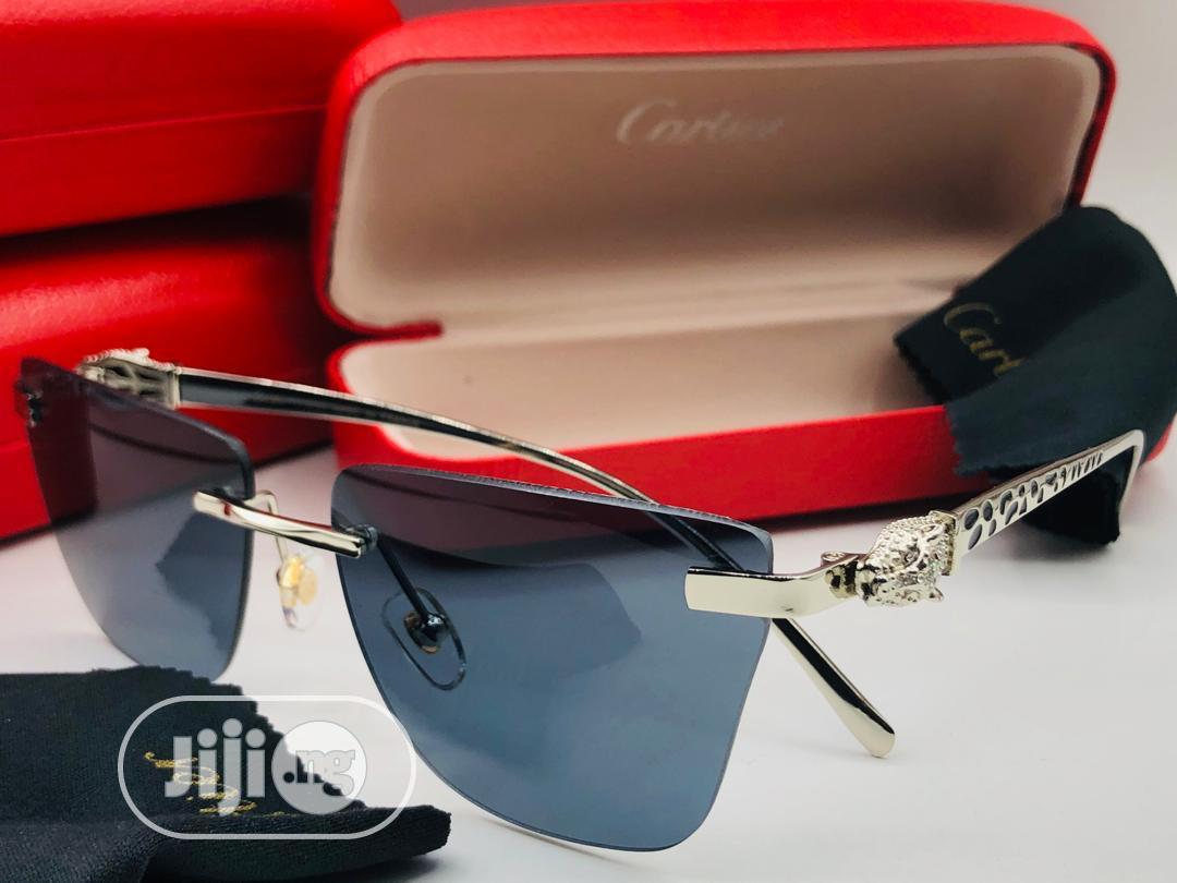 PRADA And Cartier Classic Men Glasses / Spectacles   Clothing Accessories for sale in Lagos Island (Eko), Lagos State, Nigeria
