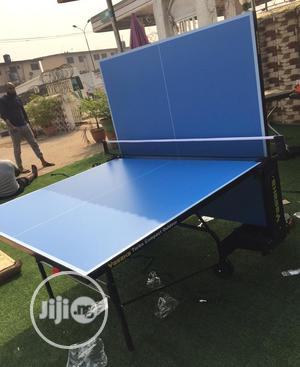 Yasaka Outdoor Table Tennis Table Brand New Standard | Sports Equipment for sale in Kano State, Kano Municipal
