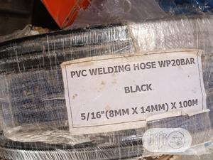 "PVC Welding Hose (Black) 5/16"" (8mm X 14mm) X100m   Safetywear & Equipment for sale in Lagos State, Lagos Island (Eko)"