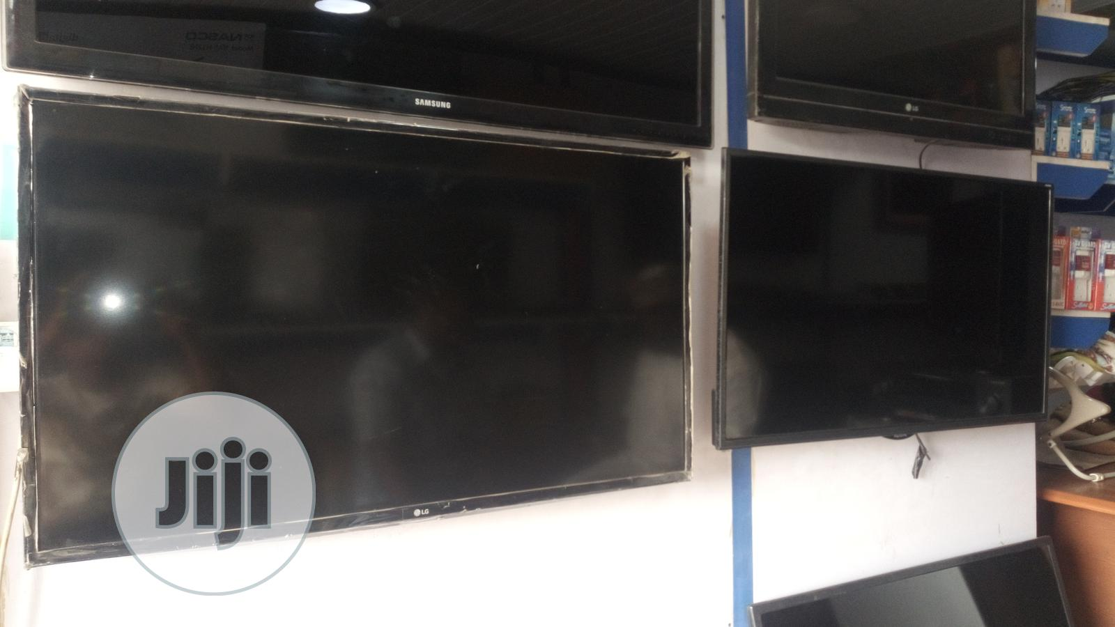 LG UHD 4K Smart TV With 2 Years Warranty | TV & DVD Equipment for sale in Ilorin South, Kwara State, Nigeria