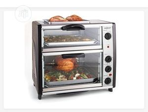 Masterchef Electric Toaster Oven With Top Grill -42litres | Kitchen Appliances for sale in Oyo State, Ibadan