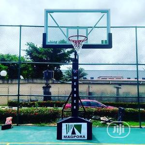 Olympic Basketball Stand   Sports Equipment for sale in Lagos State, Ikeja