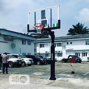 Olympic Basketball Stand | Sports Equipment for sale in Lagos State, Agboyi/Ketu