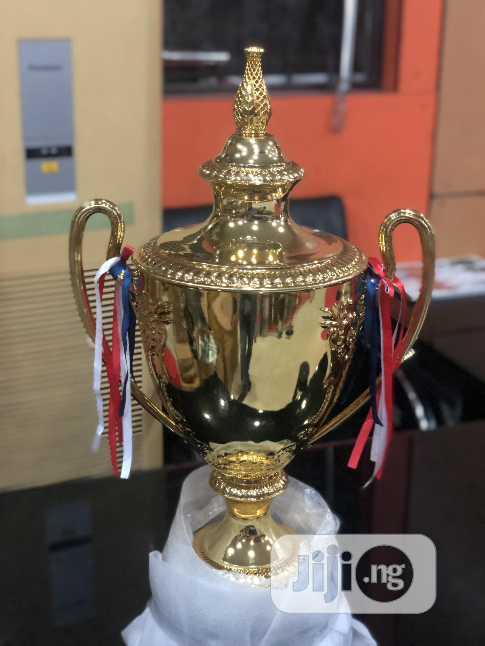 New Award Trophy