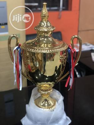 Gold Trophy | Arts & Crafts for sale in Lagos State, Ikotun/Igando