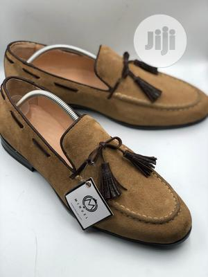 Brown Suede Tassel Loafers | Shoes for sale in Lagos State, Mushin