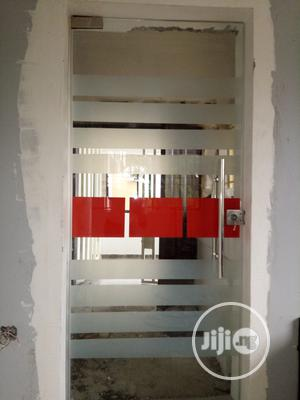 Glass Swing Door   Building & Trades Services for sale in Rivers State, Port-Harcourt
