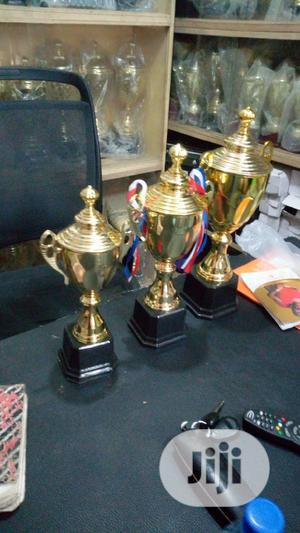 Set Of Award Trophy   Arts & Crafts for sale in Lagos State, Surulere