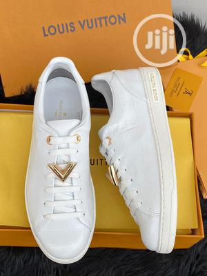 Louis Vuitton Female White Sneaker | Shoes for sale in Lagos State