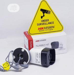 Ds-2ce16d0t-Itfs(3.6mm)2mpturbo HD 30M Exir Audio Mic Bullet | Security & Surveillance for sale in Lagos State, Ikeja