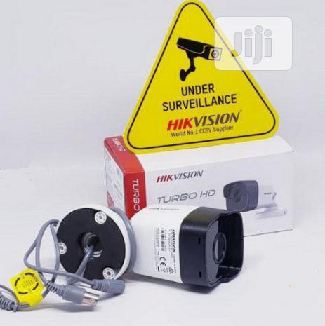 Ds-2ce16d0t-Itfs(3.6mm)2mpturbo HD 30M Exir Audio Mic Bullet