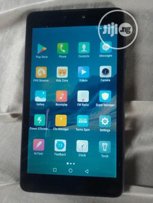 Tecno DroiPad 7E 16 GB Black | Tablets for sale in Lagos State, Ikeja