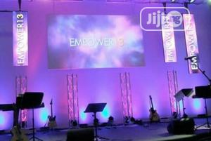 Rental LED Screen 4 Event   Party, Catering & Event Services for sale in Lagos State, Yaba