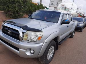 Toyota Tacoma 2007 Silver | Cars for sale in Edo State, Benin City