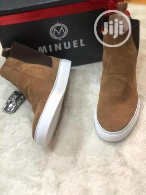 Brown Sneakers Chelsea Boot   Shoes for sale in Lagos State, Mushin