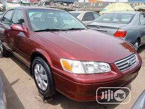 Toyota Camry 2001 Red | Cars for sale in Lagos State, Apapa