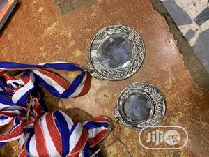 Gold Medal With Print | Arts & Crafts for sale in Abuja (FCT) State, Kubwa