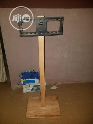 Wooden TV Stand For Exhibition For Sale | Furniture for sale in Oyo State, Ibadan