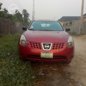 Nissan Rogue 2008 SL 4WD Red | Cars for sale in Lagos State, Ajah