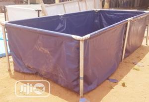 Nigerian Tarpaulin Fish Pond | Farm Machinery & Equipment for sale in Abuja (FCT) State, Kubwa