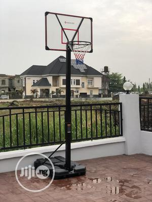 Fiber Glass Basketball Stand   Sports Equipment for sale in Lagos State, Alimosho