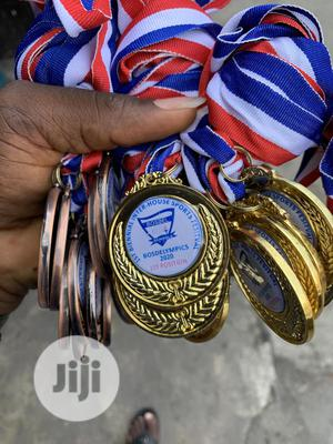 Award Medal With Printing | Arts & Crafts for sale in Lagos State, Apapa