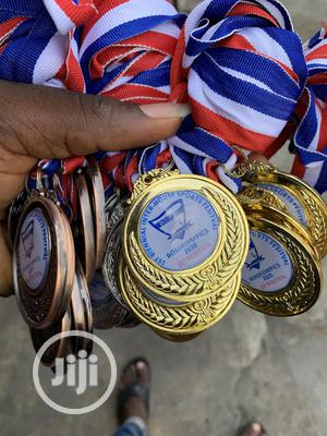 New Medal With Printing | Arts & Crafts for sale in Abuja (FCT) State, Asokoro