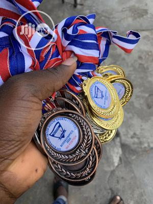 Sports Medal With Printing | Arts & Crafts for sale in Abuja (FCT) State, Bwari
