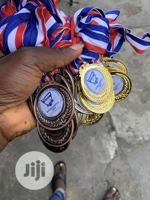 Sports Medal With Printing | Arts & Crafts for sale in Lagos State, Mushin