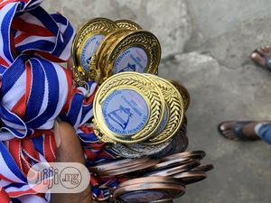 Sports Medal With Printing | Arts & Crafts for sale in Abuja (FCT) State, Gwarinpa