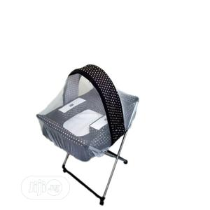 Standing Baby Bed (Big Bassinet) With Tyer | Children's Furniture for sale in Lagos State, Agege