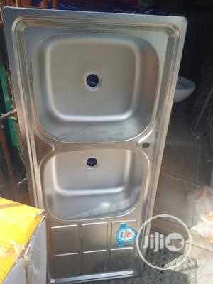 2 Inches Waste Kitchen Sink | Restaurant & Catering Equipment for sale in Lagos State, Amuwo-Odofin