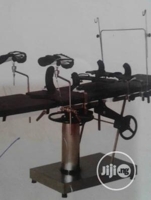 Manual Hydraulic Surgical Table | Medical Supplies & Equipment for sale in Lagos State, Lagos Island (Eko)