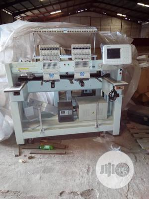 Butterfly Two Head Monogram Machine | Manufacturing Equipment for sale in Lagos State, Lagos Island (Eko)