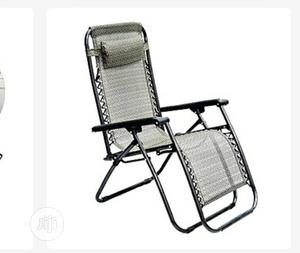 Relaxing Camp Bed Chair.   Camping Gear for sale in Lagos State, Ikoyi