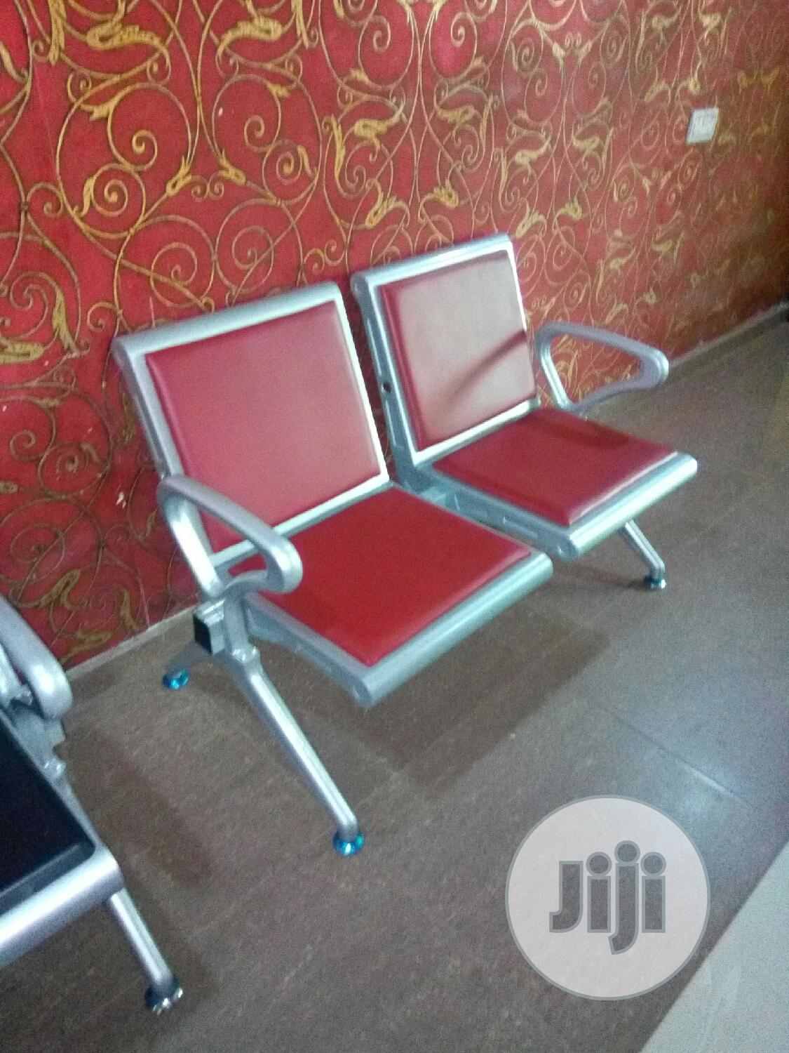 2seater Waiting Chair