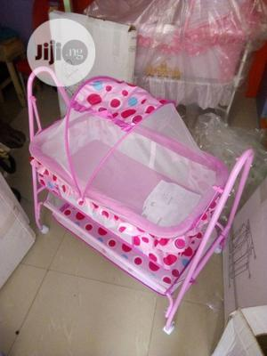 Quality Baby Carrier Bed With Net Cover | Children's Gear & Safety for sale in Lagos State, Lagos Island (Eko)