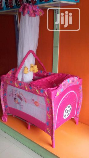Quality Baby Carried Bed With Mosquito Net   Children's Furniture for sale in Lagos State, Lagos Island (Eko)