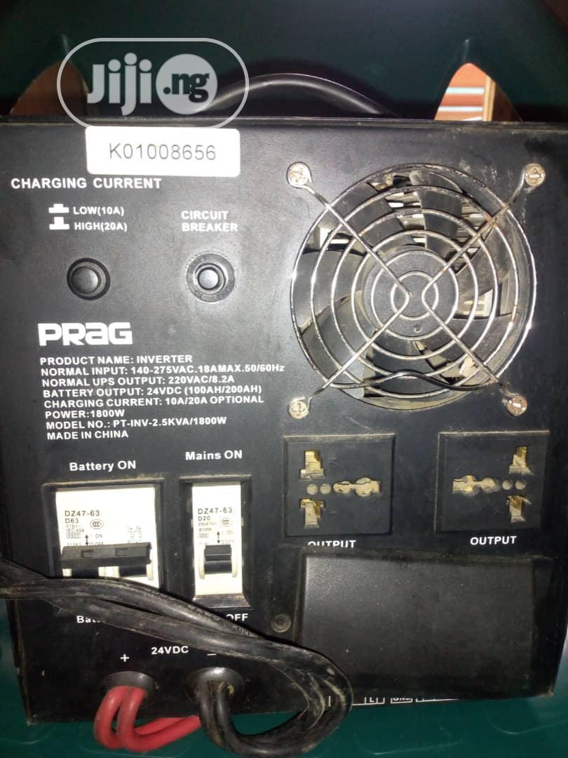 Prag Pure Sine Wave Inverter In Lagos   Solar Energy for sale in Lagos State, Nigeria